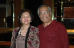 06/29/06 Cl'65 - RCL's Sovereign of the Seas, Bahamas - Resurreccion Coloma Mesina & husband Virgilio