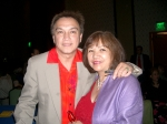 05/07/05 Grand Hyatt Hotel, Garden Grove, CA - Virginia Minong Higuera '71 & husband Frank