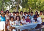 Anaheim, CA - Cl'65 at the Reunion Picnic