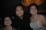 06/23/07 Clifton, NJ - Joel Garcesa '90 with Dolly de Perio Martirez '72 & Letty Chan Guanlao '72