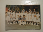 Photo-Op for Group 1 Class 1981 on their Orthopedic Nursing Clinical Experience