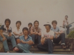 Photo of young male Class 80 & 81s (Andy,Rolly,Greg, Ed,Mon,Mac) at a Cavite Resort